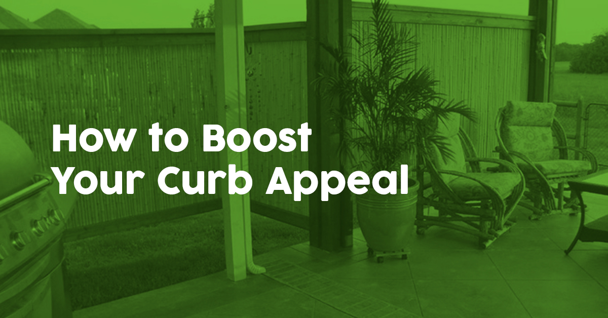 How to Boost Your Curb Appeal