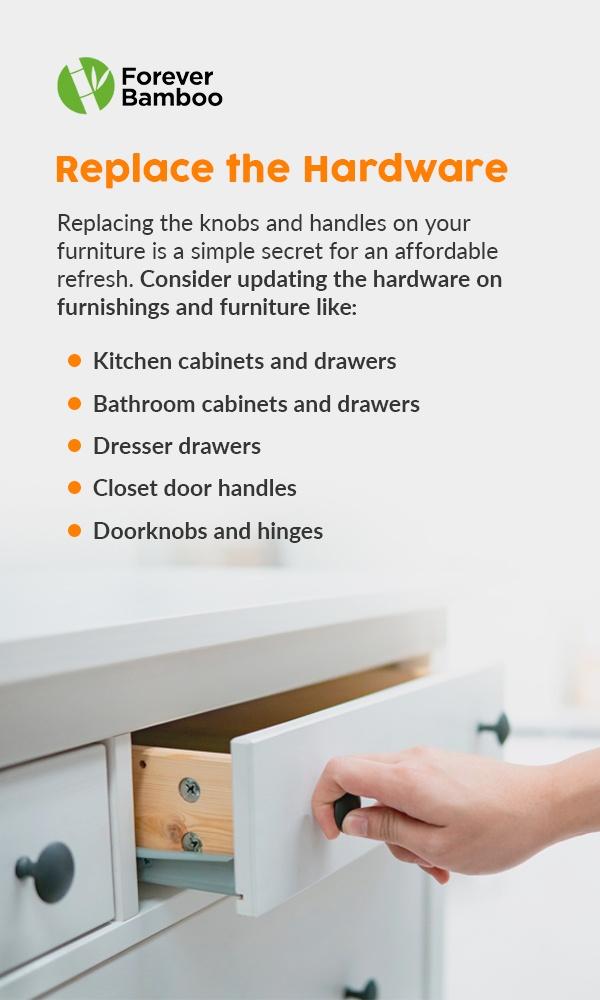 Make Your Older Furniture Look New