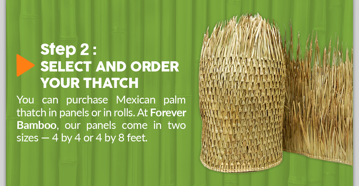 Choosing the Right Thatch