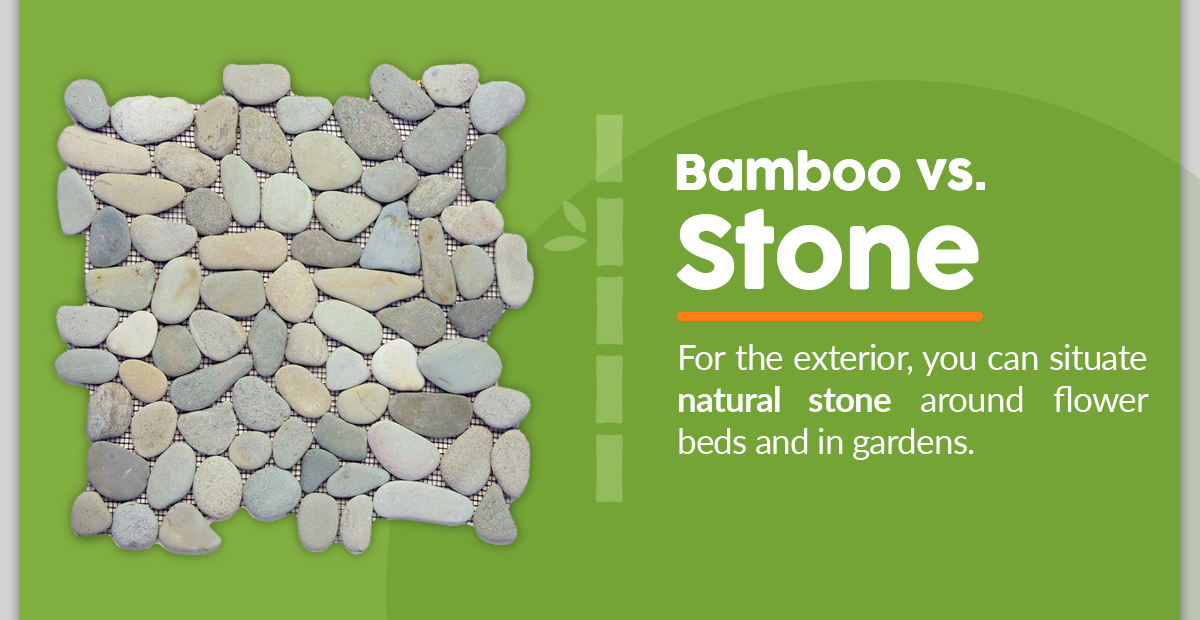 Bamboo vs. Stone