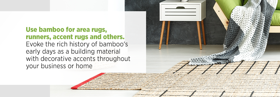Bamboo Accent Rugs