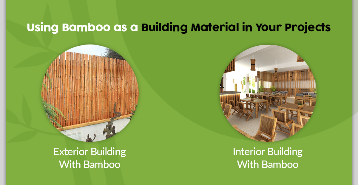 Building with Bamboo Materials