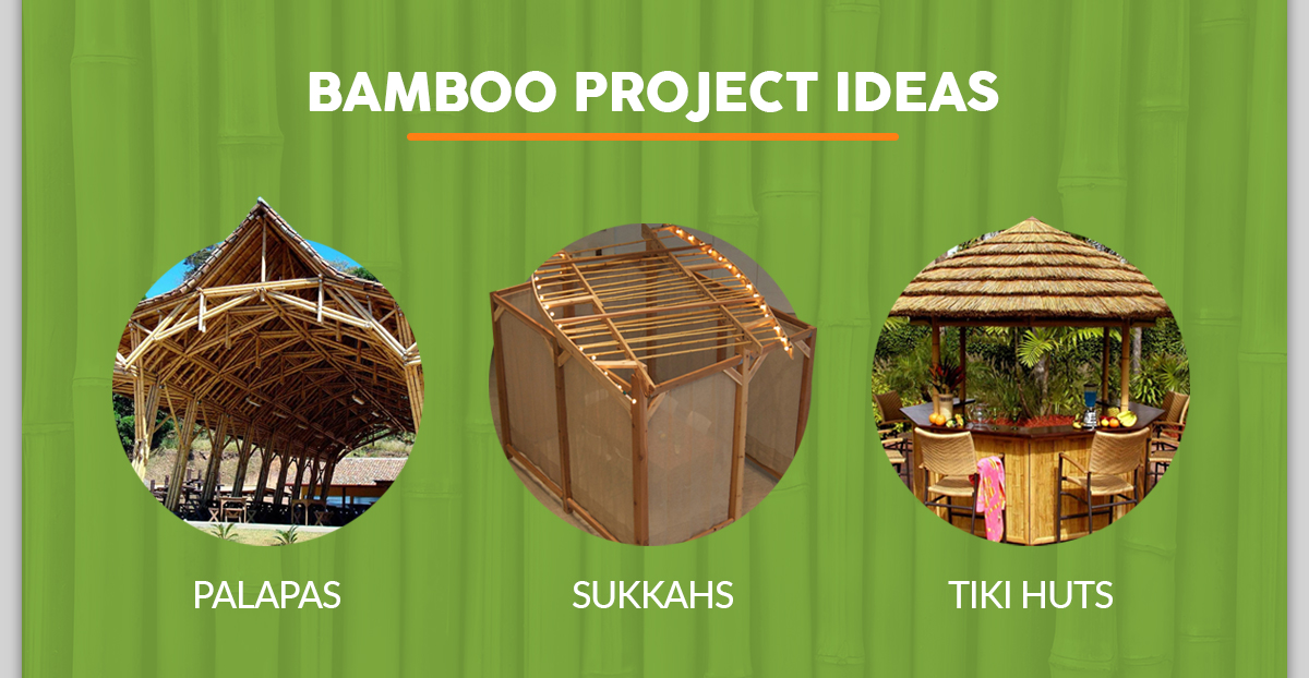 Bamboo Project Ideas