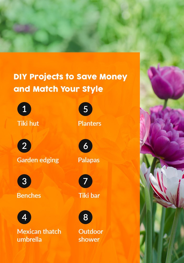 DIY backyard projects to save money and ad style