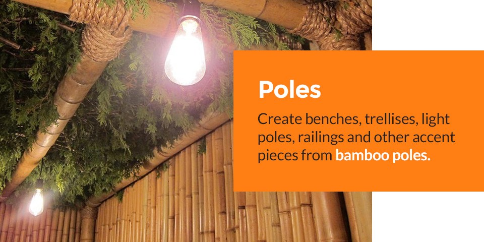 Bamboo Poles DIY Projects