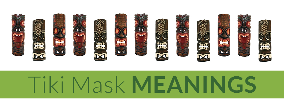 Tiki Mask Meanings