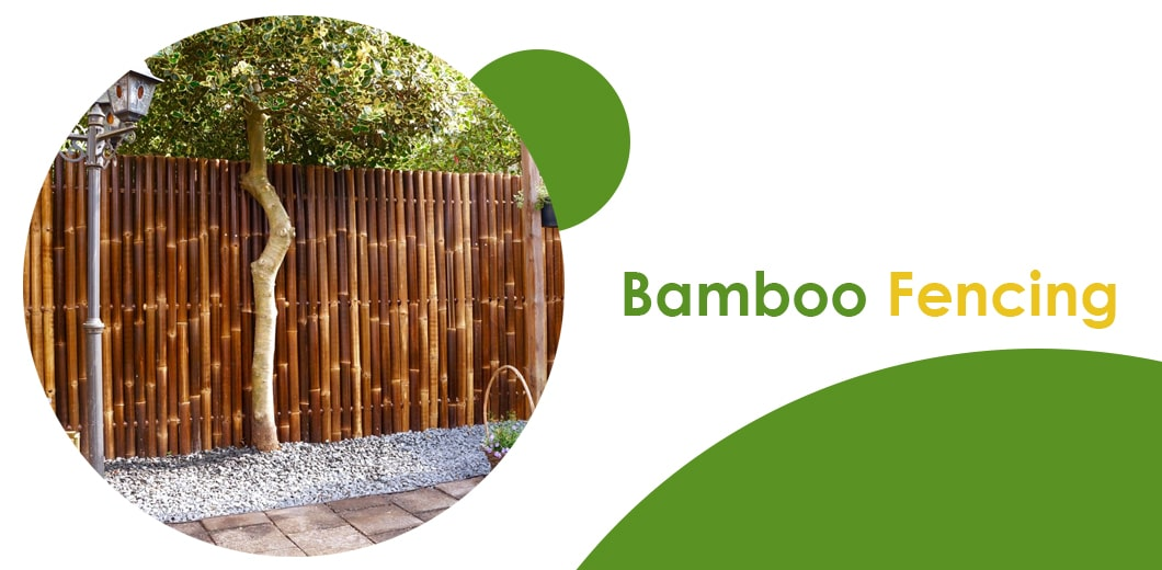 Decorating with bamboo indoors