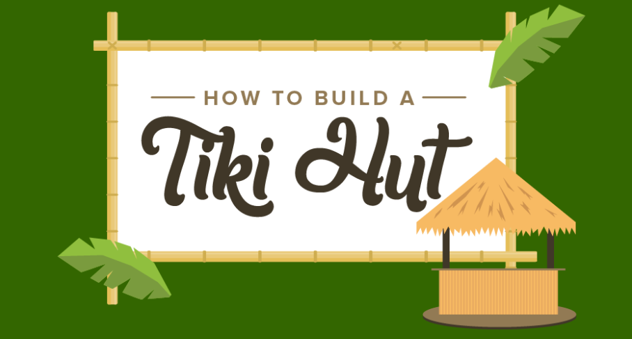 How To Build a Tiki Hut