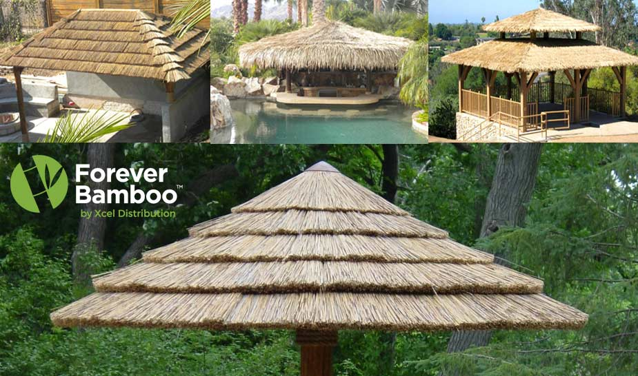 Palapa Thatch and Thatch Products