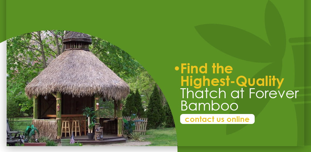 High Quality Thatch Products